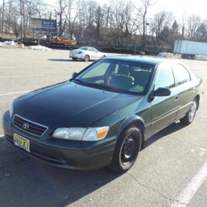 2000 Toyota Camry (4 Cylinder) - used cars